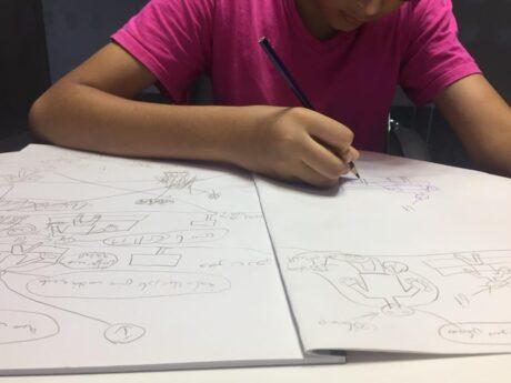 تحليل رسوم الطفل والمراهق